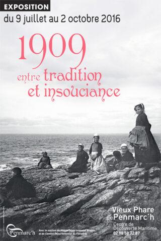 1909, entre tradition et insouciance