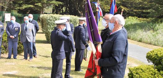 Commémoration 8 Mai 2021 à Poulguen