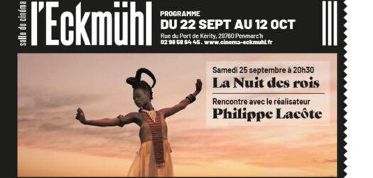 Cinéma Eckmühl - Prog. sept. et oct. 2021 - Visuel