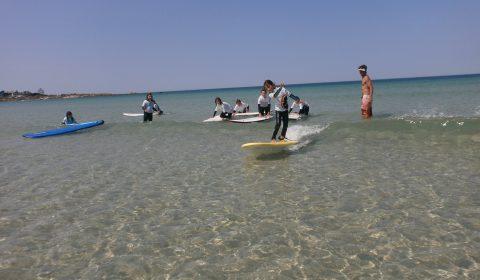 Stage tahitien avec séances de surf