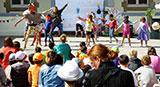 Accueil de loisirs pour les enfants à Penmarc'h