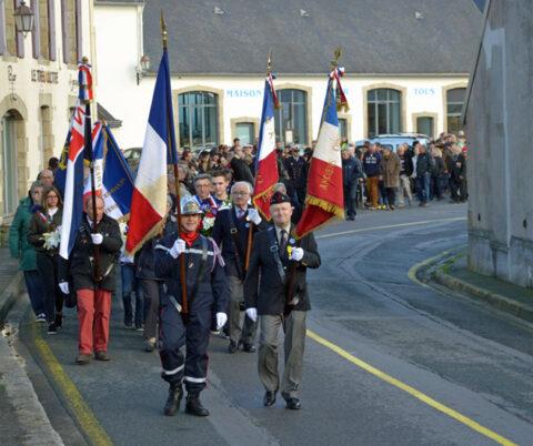 Centenaire de l Armistice du 11 novembre 1918   de nombreux Penmarc ... 62f1a2e3345
