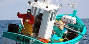 Bateau de pêche Alain
