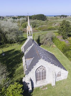 Visite libre de la Chapelle de la Madeleine