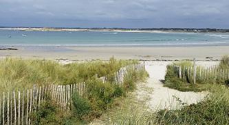 Dunes de Pors Carn et Natura 2000 Finistète