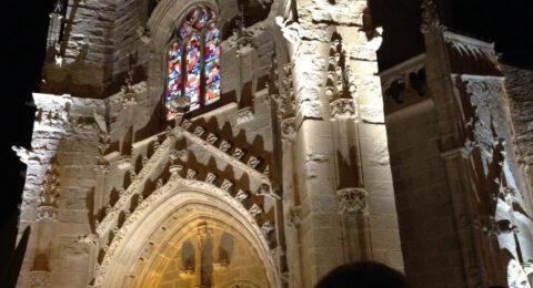 Eclairage à Saint Nonna
