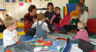 Petite enfance assistantes maternelles Penmarc'h