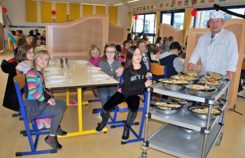 Nouvel an chinois - Ecole du Bourg