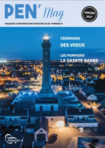 Pen'Mag - Janvier 2017