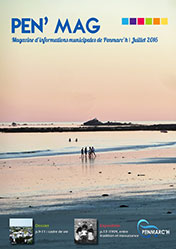 Magazine Municipale Penmarc'h Juillet 2016
