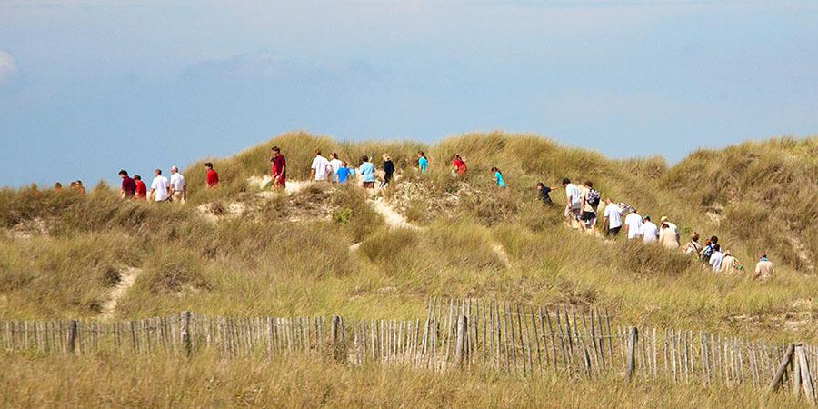 Randonnée dans les dunes de Pors Carn©CRT Guilliams Laurent-OTPEN