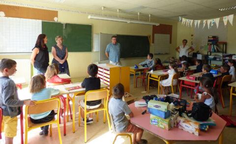 Rentrée 2016 - Ecole Saint-Joseph