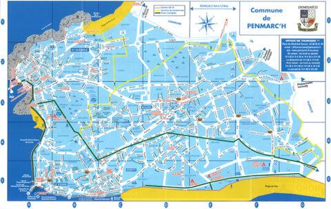 plan Penmarch©OGP Nantes-OTPEN