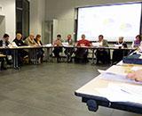 Conseil municipal de Penmarc'h en cours