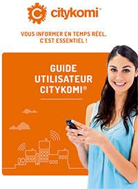 Guide de l'utilisateur de Citykomi