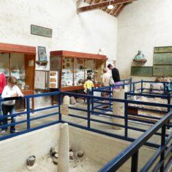 Les visiteurs sont nombreux encore cette saison au Musée.