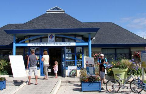 Office de Tourisme en été